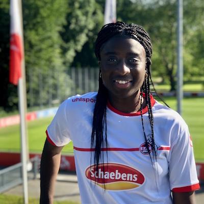 Eunice Beckmann wechselt zum 1. FC Köln