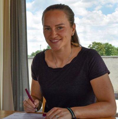 Irini Ioannidou verlängert in Essen