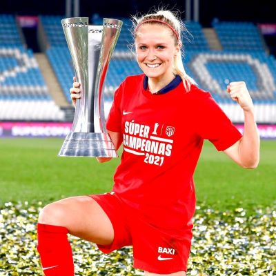 Turid Knaak gewinnt Supercup mit Atlético