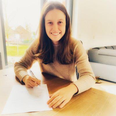 Jana Feldkamp wechselt zur TSG